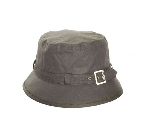 Barbour Kelso Wax Hat - Olive -LHA0174OL11